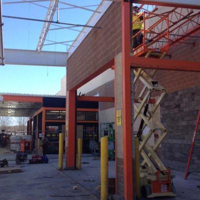 Home Depot Aspen Hill Selective Wrecking Abatement Full Suite